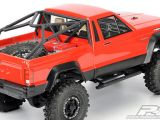 Carrozzeria Jeep Comanche per Axial SCX10 Trail Honcho