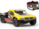 Associated SC10 - Nuove carrozzerie Lucas Oil Off Road Series Short Course Truck - SabattiniCars