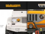 Jeep NuKizer 715 e Mighty FC: Nuove carrozzerie Axial
