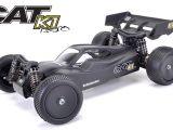 Schumacher CAT K1 Aero: Buggy 1/10 da competizione 4WD