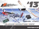 Catalogo Hype 2012: Aeromodellismo radiocomandato