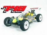 Caster Racing 748 Fusion RTR - Buggy brushless in scala 1:8
