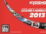 Catologo Kyosho 2013: Automodellismo, aeromodellismo e barche RC