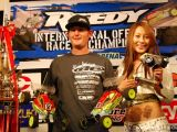 Ryan Cavalieri ha vinto il Reedy International Off-Road Race of Champions 2009