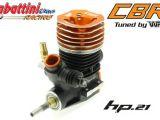 Motori da competizione CBR Tuned by WP per automodelli 1/10 e 1/8 Pista- SabattiniCars