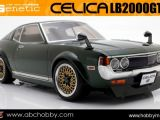 Celica LB2000 GT - ABC Hobby Genetic in scala 1/10