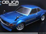 Celica 1600 GT - Automodello elettrico 1:10 della ABC Hobby