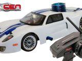 CEN CTR 5.0cc V2 con carrozzeria Ford GT40 e radio SID-3