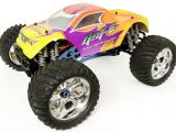 CEN Racing GST-E Monster Truck Brushless