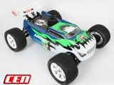 CEN Matrix TR3 2,4GHz: Truggy a scoppio in scala 1:8