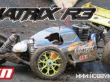 CEN Racing Matrix R3 RTR - Buggy a scoppio in scala 1/8
