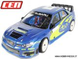 CEN Zoom 10 - Subaru WRX - RTR Brushless Touring Car