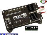 Safalero - Alewings centralina impianto radio MAC828 per servi HITEC G2 - Aeromodellismo Radiocomandato