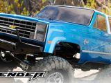 Vaterra Ascender 1986 Scaler 4x4 Chevrolet K-5 Blazer