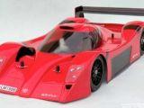 Chevronmodels - Carrozzeria Toyota GT One per il telaio Tamiya F103 GT