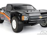 Carrozzeria Silverado per Shourt Course Truck HPI Blitz