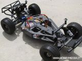 Kit di modifica per Traxxas Slash della Chuckworks RC