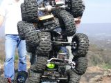Video Modellismo: RC MAD4X4X4 Rock Crawler MOAB 