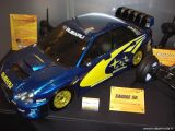 HPI SAVAGE 5R - Subaru WRC Rally in scala 1:5