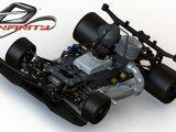 Creation Model Infinity: Automodello da competizione on-road
