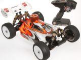 Serpent Cobra Buggy 1/8 RTR con motore Novarossi