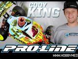 Cody King nel 2012 passa alla ProLine!