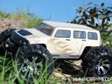 Exotek: Carrozzeria Commando per eRevo e Summit 1:16