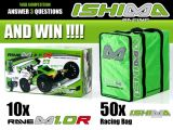 Ishima Racing: Concorso di modellismo