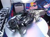 Team Associated SC8: CORR RedBull truck