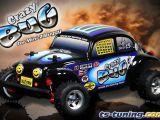 Carrozzeria Crazy Bug per MiniZ Buggy - TS Tuning