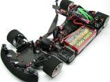 CRC Razor 3.0 - Automodello per gare OVAL in scala 1/12