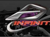 Creation Model Infinity: Nuovo nitro on-road in scala 1/8