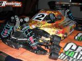 Nuova SVM Crono Dual Nitro Buggy 1:8 - Radiosistemi