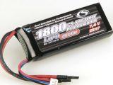 CS Electronic Pacco batterie LiPo 1800mAh per modelli scala 1:14 1:18