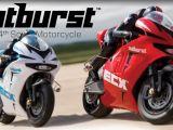Motocicletta radiocomandata ECX OUTBURST 1/14 RTR