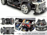 RC Driftparts: D9 Prototype Drift Chassis