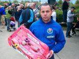 Dario Balestri entra nel team di piloti della Contact Tyre