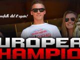 "David Ronnefalk vince gli Europei 2014 EFRA ""A"" Buggy 1/8"