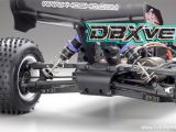 Kyosho DBXVE - Buggy brushless in scala 1/10 con motore Vortex della Team Orion