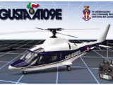 DeAgostini: L'elicottero dei Carabinieri Agusta A109E in edicola