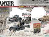 DeAgostini Edicola - Modellismo Statico - I Panzer blindati tedeschi della Seconda Guerra Mondiale