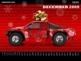 Buon Natale dalla HPI - Calendario e Wallpaper Dicembre 2009 da scaricare gratis