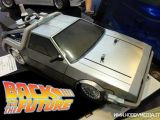 DeLorean DMC 12 RC replica - Back To The Future