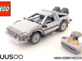 Lego: la DeLorean radiocomandata di Ritorno al Futuro!