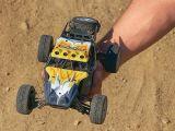 Automodelli Dromida Desert Buggy e Desert Truck con LED