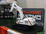 Escavatore radiocomandato - DESPE EC 280 MG - Modellismo Movimento Terra