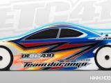 Automodello da competizione DETC410 1/10 Durango