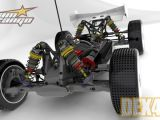 Team Durango DEX408 - Buggy Brushless in Scala 1:8