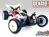 Team Durango DEX410R 4WD - Buggy elettrica in scala 1/10