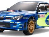 Video Modellismo - TAMIYA Subaru Impreza WRC Monte Carlo 07